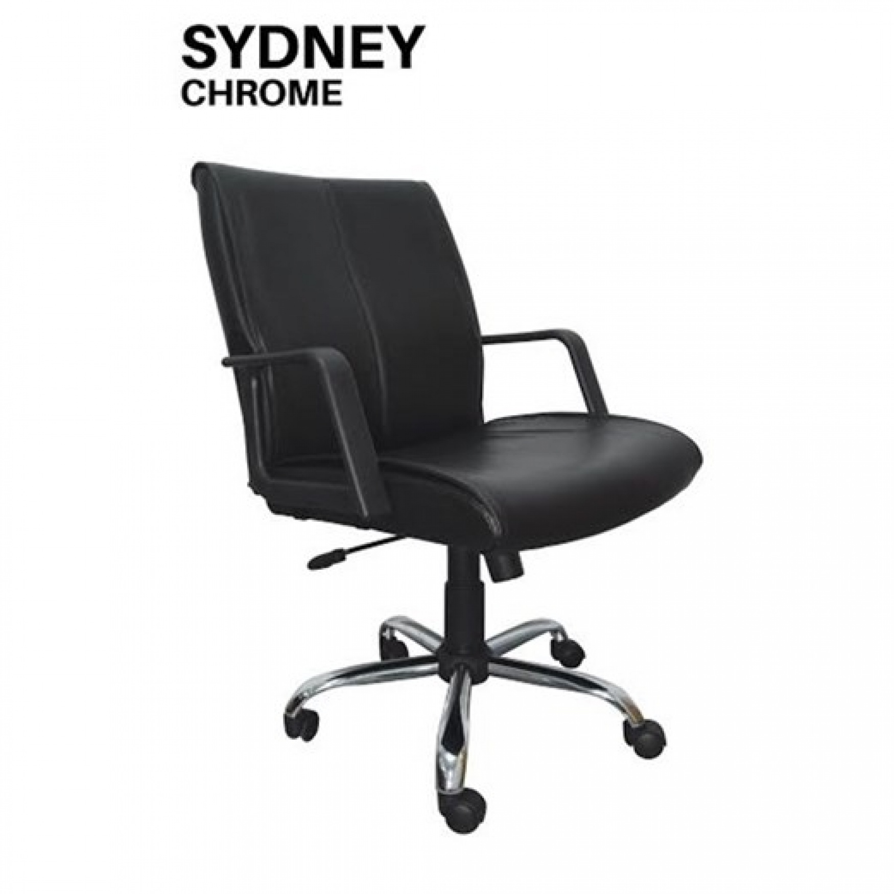 office chairs images. SYDNEY CHROME UNO SERIES - OFFICE CHAIRS Products | MEKAR FURNITURE Jual Furniture Termurah Dan Terlengkap Di Jakarta Office Chairs Images M